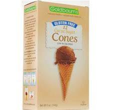 Goldbaum's Gluten-Free Cocoa Sugar Cones