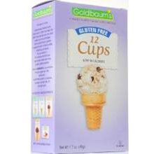 Goldbaums Gluten-Free Cone Cups