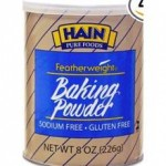 Hain Pure Foods Gluten-Free Baking Powder