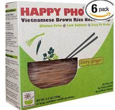 Happy Pho Gluten-Free Vietnamese Brown Rice Noodle Soup