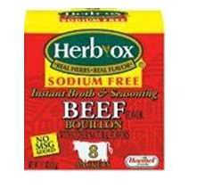 Herb-Ox Gluten Free Beef Broth
