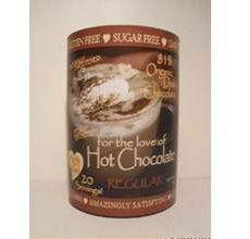 InJoy Organics Gluten-Free Dark Chocolate Hot Chocolate