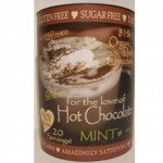InJoy Organics Gluten-Free Dark Chocolate Mint Hot Chocolate