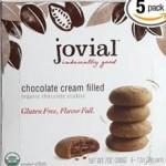 Jovial Gluten-Free Chocolate Cream Filled Cookies
