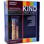 KIND Fruit-Nut Gluten-Free Almond and Coconut Bar
