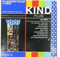 KIND Fruit-Nut Gluten-Free Blueberry Pecan Bar