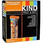 KIND Fruit-Nut Gluten-Free Peanut Butter and Strawberry