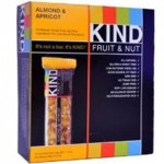 KIND Gluten-Free Almond and Apricot Fruit Nut Bar