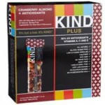 KIND Plus Gluten-Free Cranberry Almond Bar
