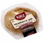 Katz Gluten-Free Blueberry Pie