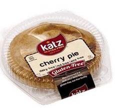 Katz Gluten-Free Cherry Pie