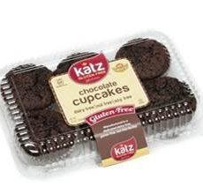 Katz Gluten-Free Chocolate Cupcakes