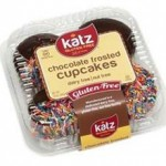 Katz Gluten-Free Chocolate Frosted Cupcakes
