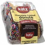 Katz Gluten-Free Chocolate Frosted Donuts