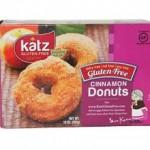 Katz Gluten-Free Cinnamon Donuts