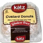 Katz Gluten-Free Custard Donuts