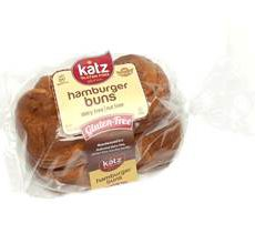Katz Gluten-Free Hamburger Buns