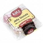 Katz Gluten-Free Jelly Donuts