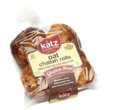 Katz Gluten-Free Oat Challah Rolls