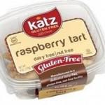 Katz Gluten-Free Rasberry Tart