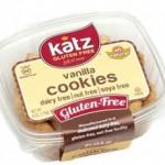 Katz Gluten-Free Vanilla Cookies