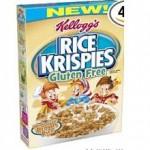 Kellogg's Gluten-Free Rice Krispies Cereal