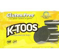 KinniToos Gluten-Free Sandwich Cream Cookies