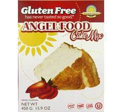 Kinnikinnick Gluten-Free Angel Food Cake Mix