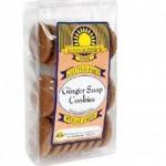 Kinnikinnick Gluten-Free Ginger Snap Cookies