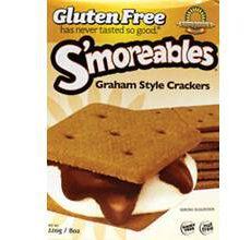 Kinnikinnick Gluten-Free Graham Crackers