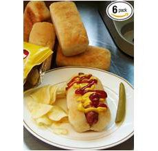 Little Aussie Bakery Gluten-Free Hotdog Buns