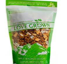 Love Grown Gluten-Free Apple Walnut Oat Clusters