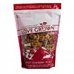 Love Grown Gluten-Free Oat Clusters Sweet Cranberry Pecan