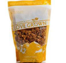 Love Grown Gluten-Free Simply Oats Oat Clusters
