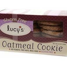 Lucys Gluten-Free Oatmeal Cookies