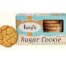 Lucys Gluten-Free Sugar Cookie