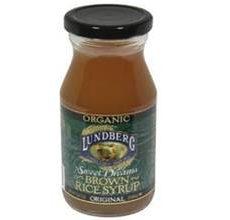 Lundberg Gluten-Free Organic Brown Rice Syrup