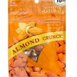 Mareblu Naturals Almond Crunch Trail Mix