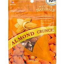 Mareblu Naturals Almond Crunch Trail Mix