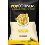 Medora Gluten-Free Popcorners Popped Corn Chips Butter