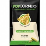 Medora Gluten-Free Popcorners Popped Corn Chips Cheesy Jalapeno