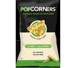 Medora Gluten-Free Popcorners Popped Corn Chips Cheesy Jalapeno