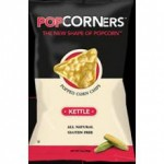 Medora Gluten-Free Popcorners Popped Corn Chips Kettle