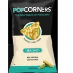 Medora Gluten-Free Popcorners Popped Corn Chips Sea Salt