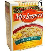 Mrs Leepers Gluten-Free Creamy Tuna Dinner