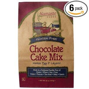 Namaste Gluten-Free Chocolate Cake Mix