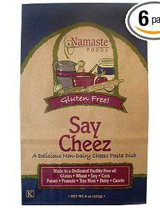 Namaste Gluten-Free Say Cheeze Pasta Dish