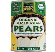 Native Forest Gluten-Free Pear Halves