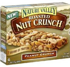 Nature Valley Gluten-Free Roasted Nut Peanut Crunch