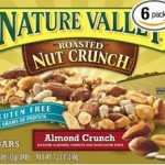 Nature Valley gluten-Free Roasted Nut Crunch Almond Crunch